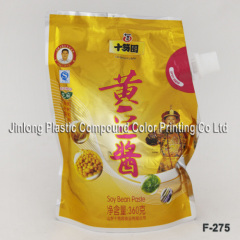 soybean paste packaging bag