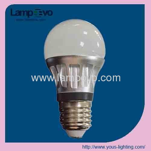 Led bulb lamp E27 Aluminum 5W