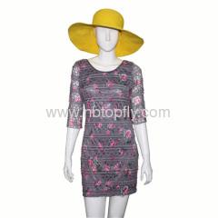 fashion ladies lace dress