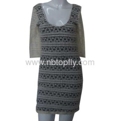 fashion lace summer dress