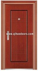 Modern residential and apartment entry doors from china for Swinging kitchen doors residential