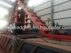 2013 new gold dredging machine