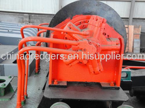 Hydraulic China dredger manufacturer