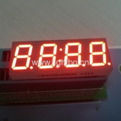 four digit led clock display;4 digit 0.56
