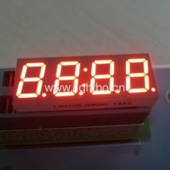 four digit led clock display;4 digit 0.56
