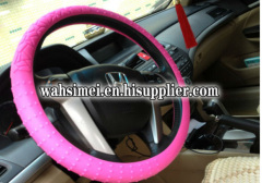 The most popular silicon products of automobile steering wheel cover