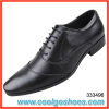 Italian style men leather shoes manufacturer in China