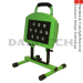 20W Rechargeable Portable10 LEDs Work Light ABS