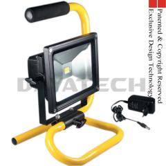 Cordless 20W LED Portable Work Flood Light