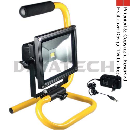 Outdoor Led Spot Light picture on Cordless 20W LED Portable Work Flood Light 1174106 with Outdoor Led Spot Light, Outdoor Lighting ideas 5940b7ad71e175103f517138c85dde55