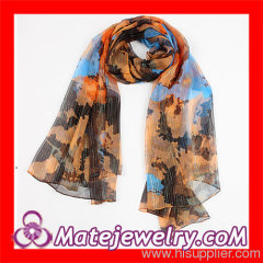 Ladies Designer Silk Scarf