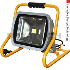 Portable LED Work Light 60W/70W/80W Industrial