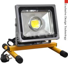 LED Portable Work Light 30W LENs Bridgelux LED