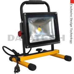Bridgelux LED Portable 30W Outdoor Work Flood Light