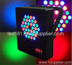 led flat par can light