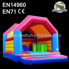 Kids Residential Inflatable Bouncers