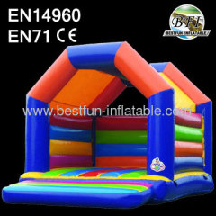 Kids Inflatable Bouncer With Roof