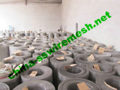 Crimped Stainless Wire Mesh