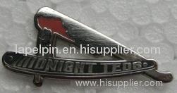 Hard Enamel Pin Badge