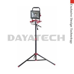 Smart Electrician 30W Portable LED Work Light Tripod