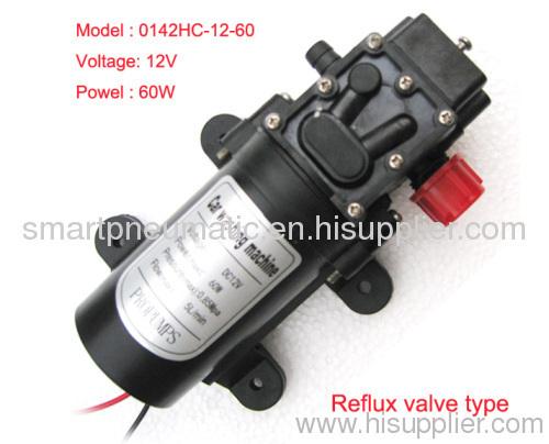 12V60W diaphragm pump reflux pump,atomizing pump,Dc micro diaphragm pump