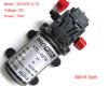 12V70W intelligent type, dc micro diaphragm pump 3210 type high pressure water pump