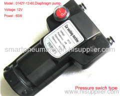 Micro diaphragm electric pump dc pump ,equipment supporting