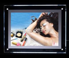 A4 size wallmounted acrylic poster frames