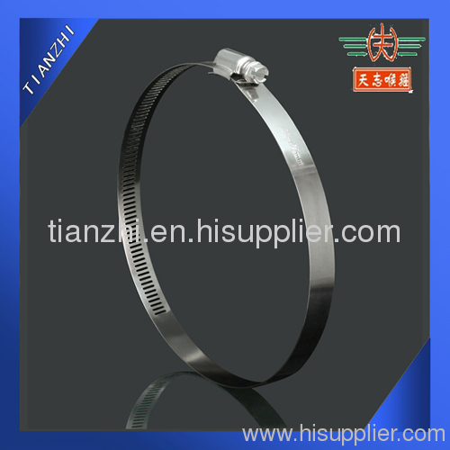 304 Stainless Steel hose Clamp