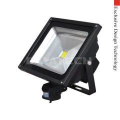 LED floodlight PIR Sensor 50W