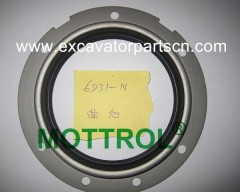 6D31 6D34 Crankshaft Seal