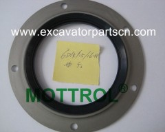 6D14 6D15 6D16 Crankshaft Seal Rear