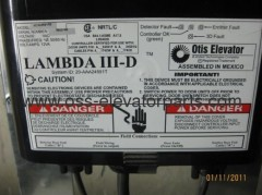 PC Board, 115 VAC for door light barriers LAMBDA III-D System ID 20-AAA24591T (modules ACA24591R1 and ACA24591R3)
