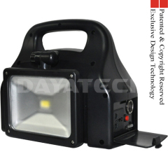 New Patented LED Work Floodlight
