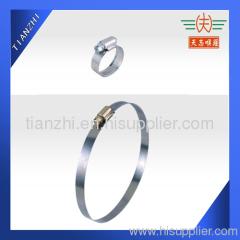 SAE-J1508 Type F hose clip