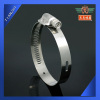 Worm Collar Flexible coupling Hose Clamp