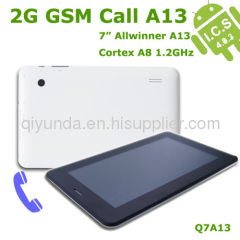 tablet pc with voice call