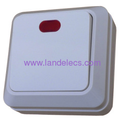 surface wall switch