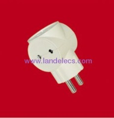 plug with socket