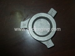 Professional inveatment casting valves parts