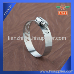 Amercian type bright galvanized steel mirror clip