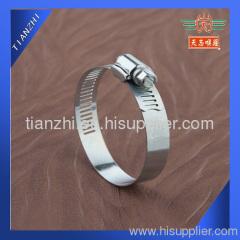 Amercian type bright galvanized steel mirror clip
