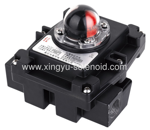 Mechanical type Ex-proof limit switch box for large size pneumatic actuator