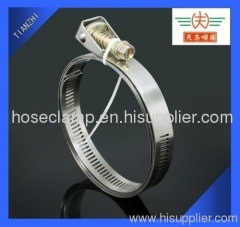 Quick/Fast Release Hose Clamp