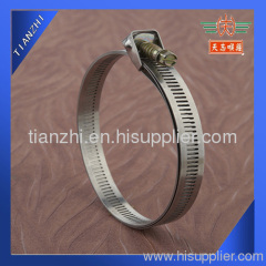 stainless steel quick lock hose clamp