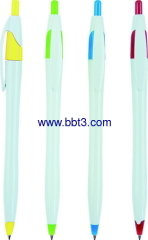Promotional ballpoint pen with slim shape