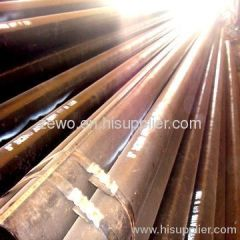low carbon seamless steel tube SC40 SCH80 SCh160