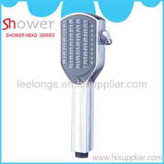 china abs shower head hair salon hand shower