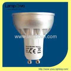 Led high power spotlight GU10 5*1W