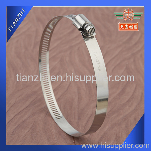 Stainless Automotive Hose Clamp